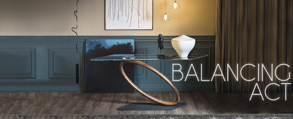 Balancing Act - Functional Modern Design