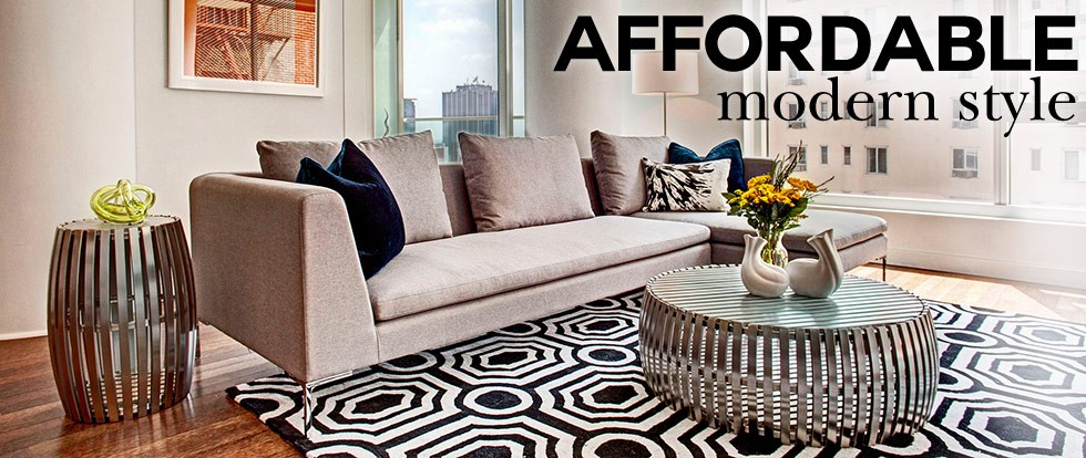Affordable Modern Style
